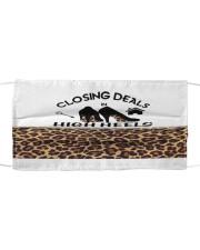 Closing deals high heels face mask Cloth face mask front