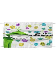 Ew people grich face mask Cloth face mask front
