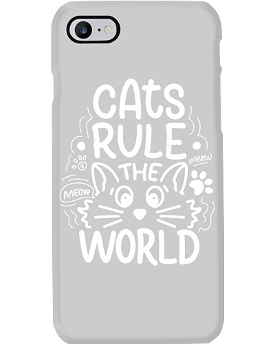 Cat Rule The World