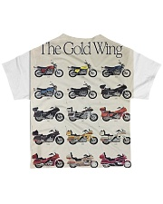 ALL  Goldwing Classic T-shirt All-over T-Shirt back