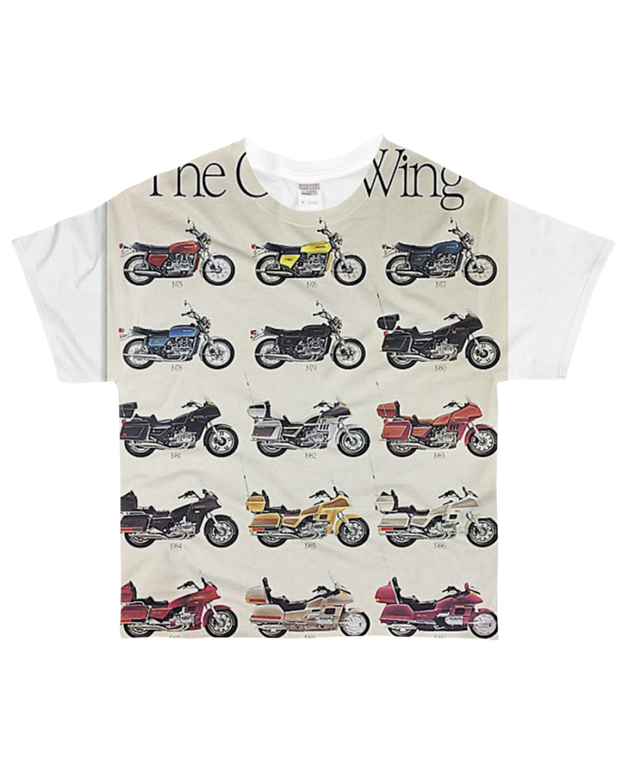 ALL  Goldwing Classic T-shirt All-over T-Shirt