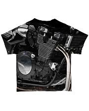 XJR full All-over T-Shirt back