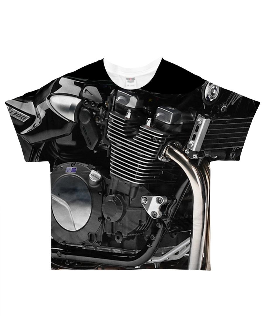 XJR full All-over T-Shirt