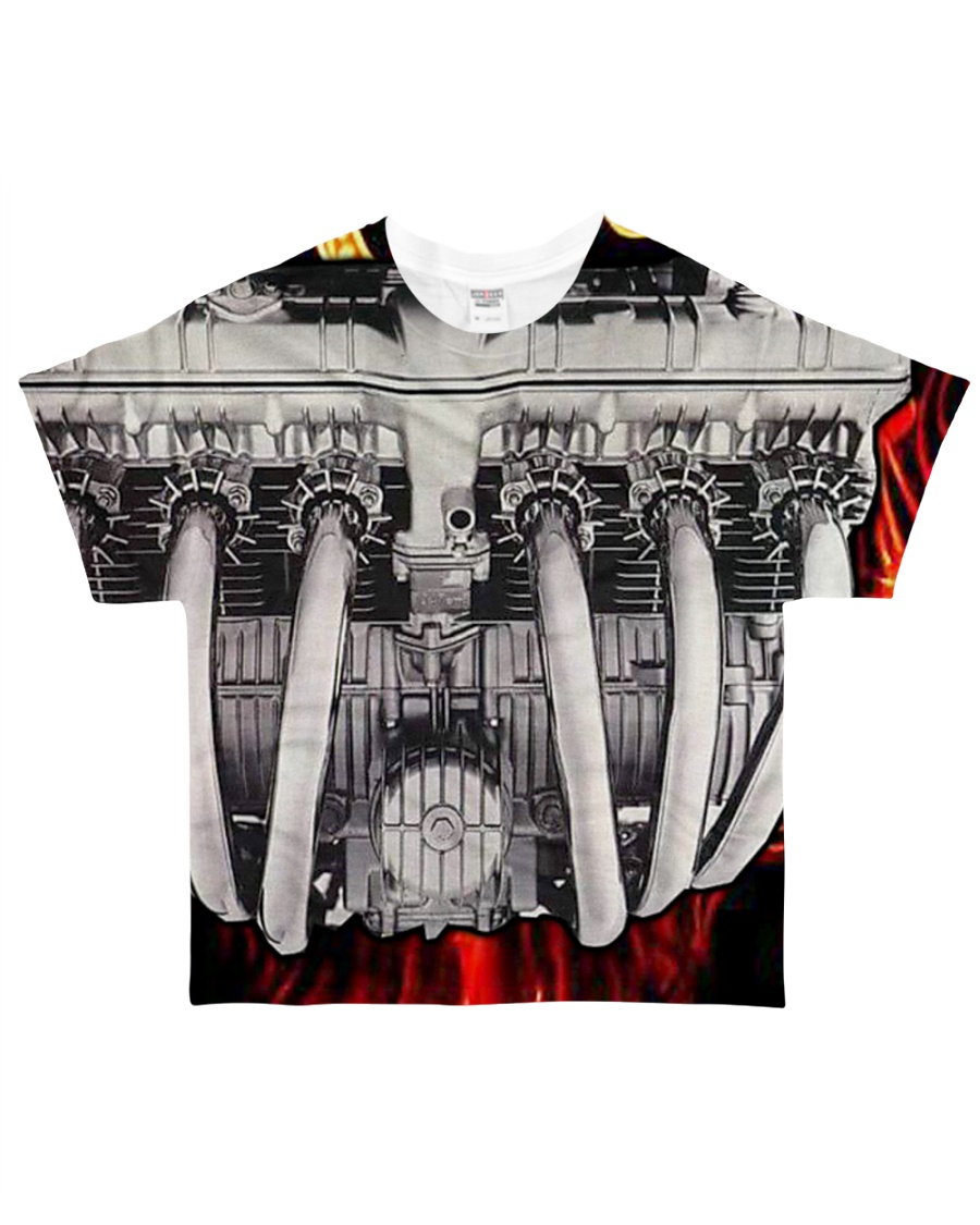 engine oke All-over T-Shirt