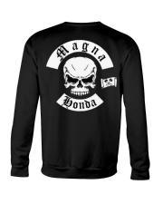 Biker Magna Wordwide Crewneck Sweatshirt thumbnail