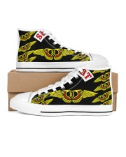 Support 81 Forever t-shirt Limited Stock  Men's High Top White Shoes thumbnail