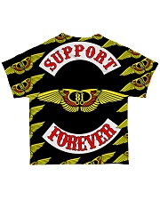 Support 81 Forever t-shirt Limited Stock  All-over T-Shirt back