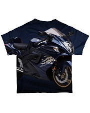 Blue Busa All-over T-Shirt back