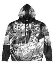 classic classic 650 650 Men's All Over Print Hoodie thumbnail