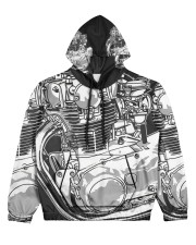 classic classic 650 650 Women's All Over Print Hoodie thumbnail