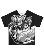classic classic 650 650 All-over T-Shirt front