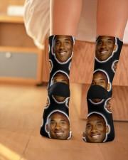 k kobe Socks Crew Length Socks aos-accessory-crew-length-socks-lifestyle-back-01