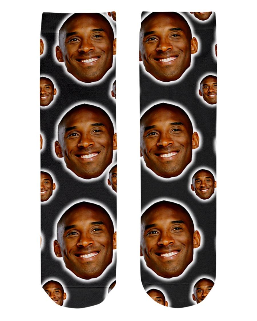 k kobe Socks Crew Length Socks