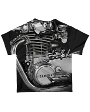 XS650 Worldwide All-over T-Shirt back