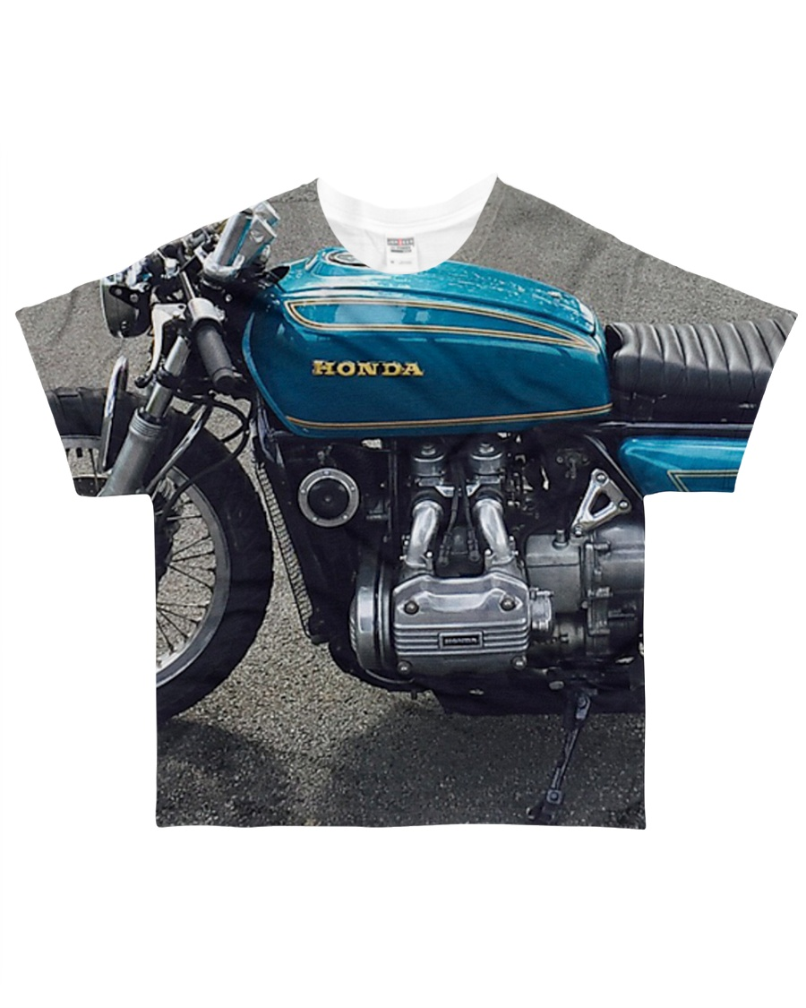 GL 1000 cafe race All-over T-Shirt