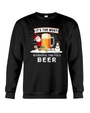 Christmas-Beer Crewneck Sweatshirt thumbnail