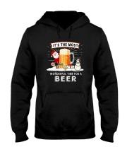 Christmas-Beer Hooded Sweatshirt thumbnail