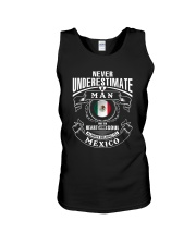 HEART AND SOUL ALWAYS BELONG TO MEXICO Unisex Tank thumbnail