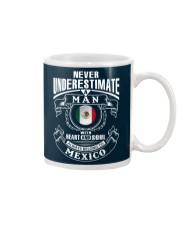 HEART AND SOUL ALWAYS BELONG TO MEXICO Mug thumbnail