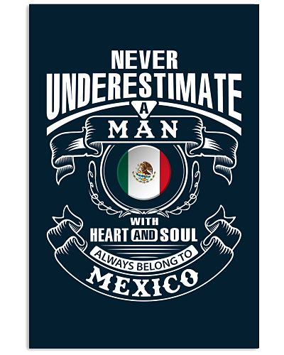 HEART AND SOUL ALWAYS BELONG TO MEXICO