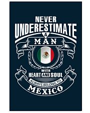 HEART AND SOUL ALWAYS BELONG TO MEXICO 24x36 Poster thumbnail