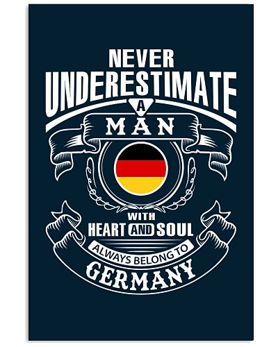 HEART AND SOUL ALWAYS BELONG TO GERMANY