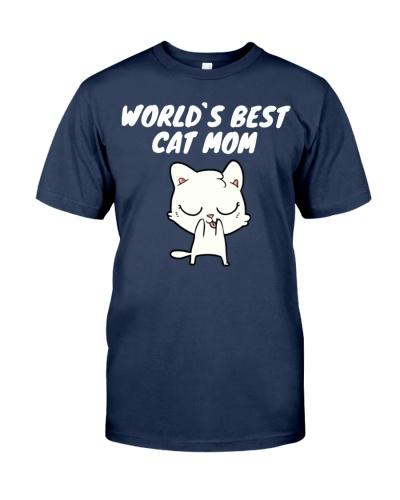 WORLD S BEST CAT MOM