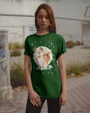 dog cat lover gifts Classic T-Shirt apparel-classic-tshirt-lifestyle-18