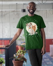 dog cat lover gifts Classic T-Shirt apparel-classic-tshirt-lifestyle-front-34