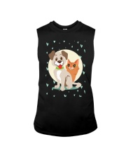 dog cat lover gifts Sleeveless Tee thumbnail