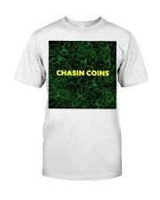Chasin Coins Premium Fit Mens Tee thumbnail