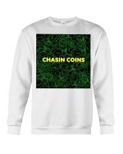 Chasin Coins Crewneck Sweatshirt thumbnail