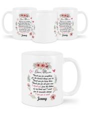 Personalized Thank You For Everything To Mom Mug ceramic-mug-lifestyle-45