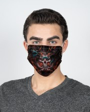Skull 3d 2 Layer Face Mask - Single aos-face-mask-2-layers-lifestyle-front-20