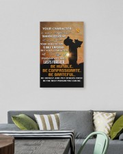 Your Character Is More Important Baseball 16x24 Gallery Wrapped Canvas Prints aos-canvas-pgw-16x24-lifestyle-front-16