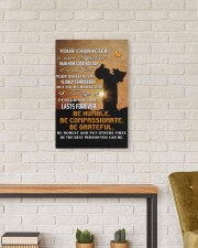 Your Character Is More Important Baseball 16x24 Gallery Wrapped Canvas Prints aos-canvas-pgw-16x24-lifestyle-front-17