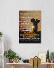 Your Character Is More Important Baseball 16x24 Gallery Wrapped Canvas Prints aos-canvas-pgw-16x24-lifestyle-front-18