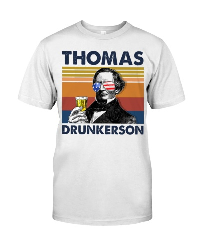 Thomas Drunkerson Independence Day