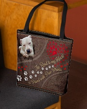Dogo-Argentino-dog-the-road-to-my-heart All-over Tote aos-all-over-tote-lifestyle-front-02