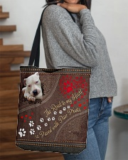 Dogo-Argentino-dog-the-road-to-my-heart All-over Tote aos-all-over-tote-lifestyle-front-09