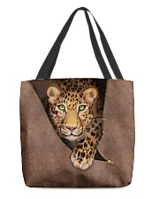 Leopard All-over Tote front