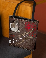 English-Springer-Spaniel-dog-the-road-to-my-heart All-over Tote aos-all-over-tote-lifestyle-front-02