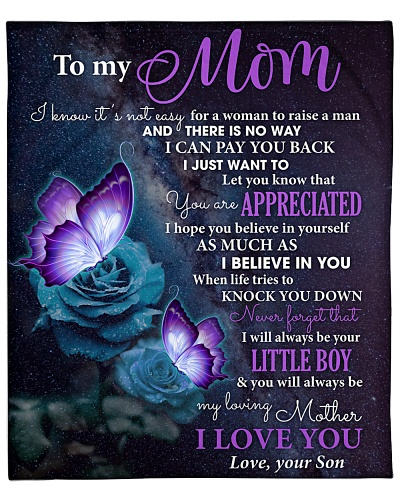 Mom Butterfly You'll Always Be My Loving Mother