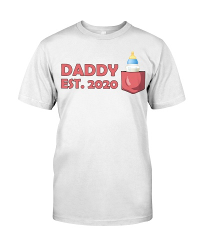 Daddy Est 2020 - For Husband