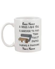 Personalized Name Boss Like You Is Harder to find Mug back