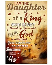 I Am The Daughter Of A King 11x17 Poster front