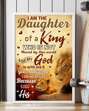 I Am The Daughter Of A King 11x17 Poster lifestyle-poster-4