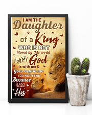 I Am The Daughter Of A King 11x17 Poster lifestyle-poster-8