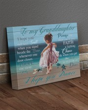 I Hope U Still Feel Small Grandma To Granddaughter 14x11 Gallery Wrapped Canvas Prints aos-canvas-pgw-14x11-lifestyle-front-10