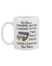 Personalized A Grandpa Like You Harder to find Mug back